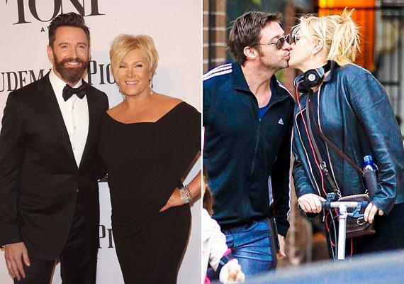 Akár bicikliznek, akár egy vörös szőnyeges eseményen vagy egy díjátadón van Hugh Jackman és felesége, le sem tagadhatják, hogy 20 év után is odáig vannak egymásért, hiszen egy-egy puszi vagy csók rendszeresen elcsattan közöttük. Sokan kételkedtek az ő kapcsolatukban, ám az idő őket igazolta.