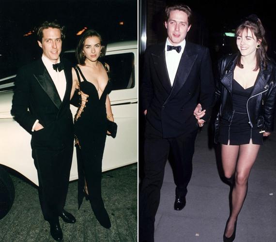 Hugh Grant legmaradandóbb szerelme mégsem Tinglan vagy Anna, hanem Liz Hurley, akivel 13 éven át alkottak egy párt a nyolcvanas évek végén és a kilencvenes években. Közös gyermekük nem született, ám Hurley fiának Hugh a keresztapja.