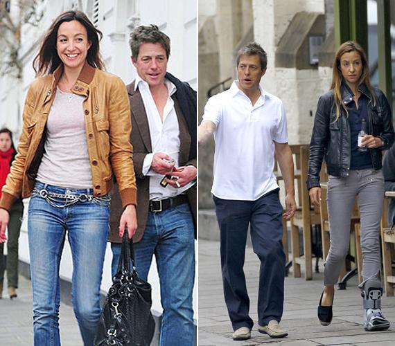 Mivel Hugh és Tinglan kapcsolata csak fellángolás volt, gyermekük születése után nem sokkal a színész már a svéd televíziós producerrel, Anna Elisabet Ebersteinnel járt. A nő 2012-ben megszülte a sztár második gyermekét. Ezután Hugh megint gondolt egyet, és visszament Tinglanhoz, akitől 2013-ban megszületett Felix nevű fia. A legutóbbi pletykák szerint pedig úton van negyedik gyermeke, akinek Eberstein az anyja.