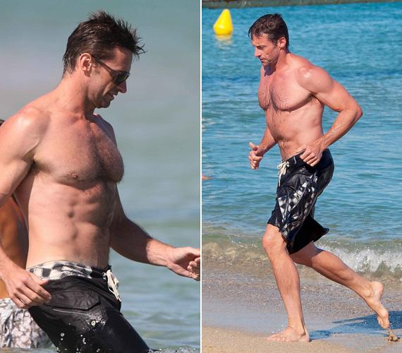 A People magazin 2008-ban Hugh Jackmant választotta a világ legszexisebb férfijának, azóta is tartja csúcsformáját, sőt, ha lehet, még szexisebb.