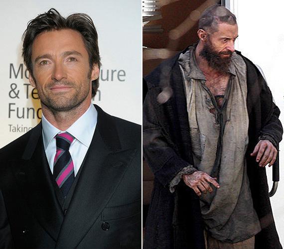 A jobb oldali kép alapján alig hihető, hogy a People magazin a világ legszexibb férfijának kiáltotta ki az eleganciájáról ismert, ausztrál színészt.