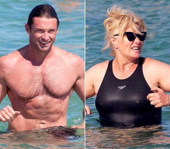 Hugh Jackman egy forgatáson ismerkedett meg a nála 13 évvel idősebb Deborra-Lee Furness-szal, akit feleségül is vett 1996-ban.