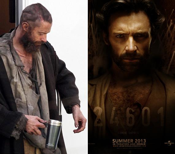 Bár Hugh Jackman musicalekben kezdte a karrierjét, A nyomorultak lesz az első filmmusicalje. A komponista, Claude-Michel Schönberg egy teljesen új dalt is írt a számára.