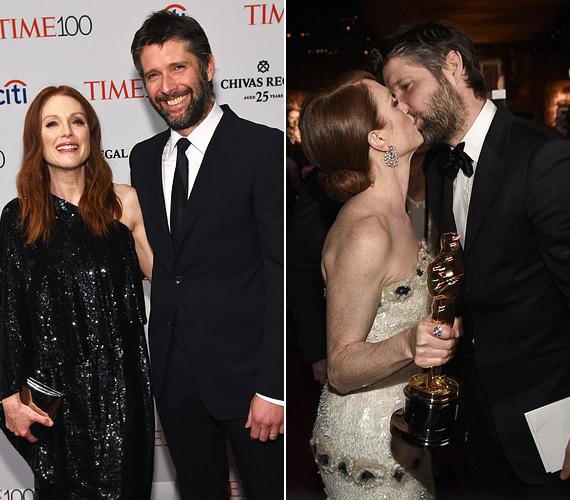 Az 54 éves, Oscar-díjas Julianne Moore színésznő és férje, a 44 éves Bart Freundlich 2003-ban házasodtak össze, és azóta is dúl a szerelem. A párnak két gyermeke született, Caleb és Liv. Moore korábban egyszer már volt házas, John Gould Robinnal kilenc évig voltak együtt. A színésznő híresen normális életet él, soha nem szerepelt botrányaival a sajtóban, ellenben szívesen pózol párjával a különféle sztáros eseményeken.