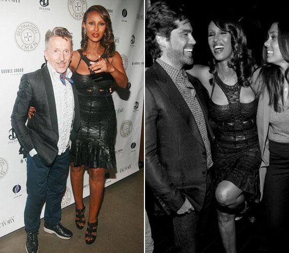 A világhírű divattervező, Yves-Saint Laurent álmai nőjének nevezte. Nem csoda, ma is bolondulnak érte a férfiak.