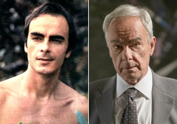 Isaura csakhamar beleszeret a szomszéd földbirtokos jóképű fiába, Tobiasba, akit Roberto Pirillo játszott. Pirillo a sorozat forgatásakor mindössze 27 éves volt, a Rabszolgasors hazájában is olyan sikeres lett, hogy beindította a színész pályafutását.