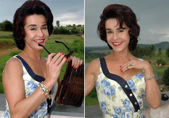 A brazil származású, egzotikus szépségű színésznőt hazájában sztárként ünneplik, ma is szép rajongótáborral büszkélkedhet.