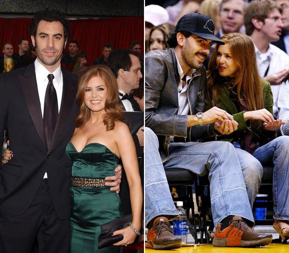 Az ausztrál származású színésznő 2002-ben, Sydney-ben, egy partin ismerte meg a Borat című filmmel világhírűvé vált Sacha Baron Cohent. 2004-ben eljegyezték egymást, 2010 márciusában házasodtak össze Párizsban.