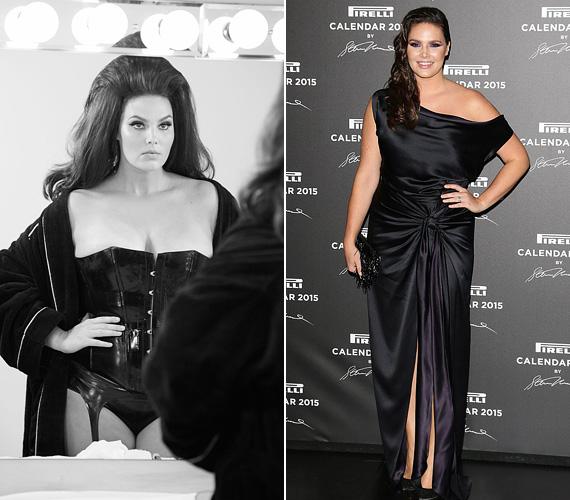 Candice Huffine nevét 2010-ben jegyezte meg a világ, amikor bekerült a V magazin Size Issue kiadásába, egy évvel később pedig a Vogue Italia címlapjára. A 30 éves plus size modellel is olyan történt, ami korábban más dundimodellel nem: a híres Pirelli naptárhoz készítettek vele fotósorozatot 2015-ben.