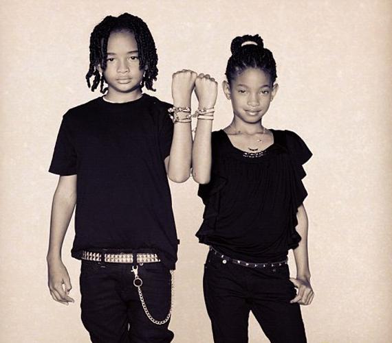 Jaden és Willow is a filmezés felé fordult, harmadik testvérük is színészkedik.