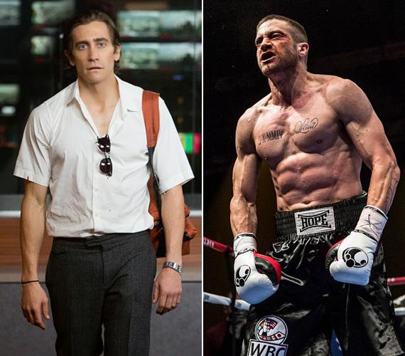 Jake Gyllenhaal vagy nyolc kiló izmot pakolt magára a bokszoló szerepéért, a rendező, Antoine Fuqua egy interjúban azt mondta, szerinte a színész mellett nem is bírta ki a barátnője, mivel a sztár minden időt az edzőteremben töltött. Az átalakulás annál is látványosabb, mivel nem sokkal előtte forgatta az Éjjeli féreg című filmet, amiben viszont 15 kilóval kevesebb volt, mint ahogy megszokhatták a nézők.