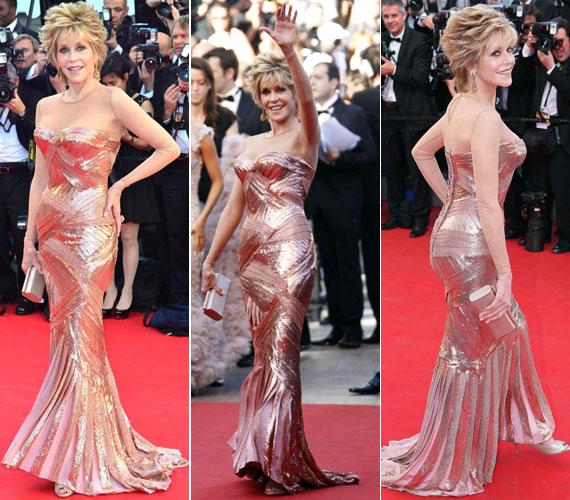 Cannes-ban már tavaly is nagy sikert aratott: a 2012-es filmfesztivál megnyitóján az Atelier Versace 2011-es őszi kollekciójának egy metálbronzos estélyi kreációját öltötte magára.