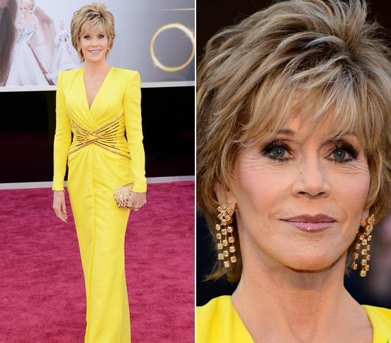 Jane Fonda egy interjújában azt vallotta, a jógának és a szexnek köszönheti tökéletes alakját.