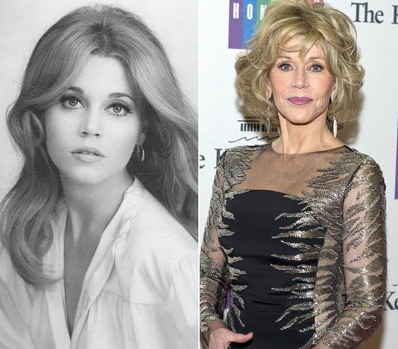 Jane Fonda Oscar-díjas színésznő, a nyolcvanas évek aerobis-istennője, aki 2005-ben megírta az önéletrajzát, 2011-ben pedig egy női önsegélyező könyvet dobott piacra, mellyel az 50 évnél idősebb hölgyeknek szeretne segíteni abban, hogyan hozhatják ki magukból és életükből a maximumot. A 77 éves sztárral a moziban is találkozhatnak a rajongói: 2013-ban a kritika által elismert A komornyik című filmdrámában szerepelt. A tévénézők pedig a Grace and Frankie sorozatban láthatják a képernyőn.