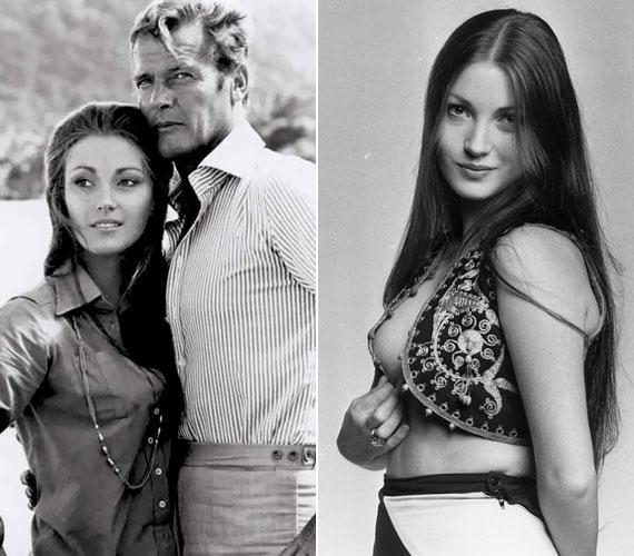 Az 1973-as Bond-filmben Roger Moore partnere volt.