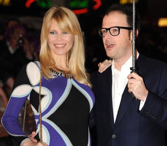A pletykák szerint az X-Men: Az elsők című film rendezője, Claudia Schiffer férje, Matthew Vaughn az apa - de ő ezt határozottan tagadta.