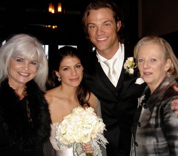 A sztárpárnak egy igazi álomesküvőben lehetett része 2010 februárjában, amelyre az Idaho államban található Sun Valley-ben került sor.