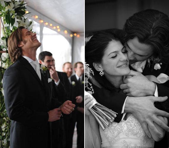 Két év alatt sikerült olyannyira belopnia magát Jared Padalecki szívébe, hogy a szívtipró oltár elé vezette.