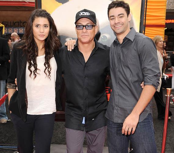 Bianca eddig három filmben kapott szerepet, legutóbb az Assassination Gamesben játszotta Anna Flintet, apja oldalán.