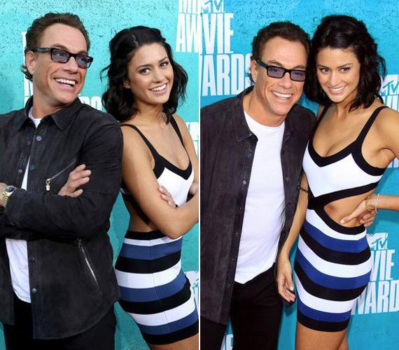 2012-ben, az MTV Movie Awardson figyelt fel a világsajtó a gyönyörű Biancára, aki szűk, merészen kivágott ruhában mutatta meg alakját.