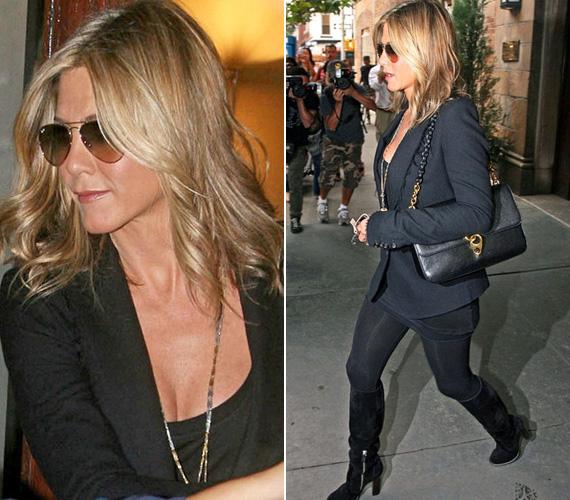 Jennifer és kedvese New Yorkban töltik a hetet, a színésznő ugyanis apartmant vásárolt a a nagyvárosban, hogy közelebb legyen Justinhoz.