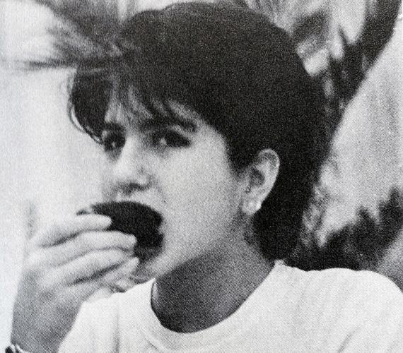 Már tiniként is az egészséges életmód híve volt, szívesebben fogyasztott gyümölcsöt édességek és chips helyett.