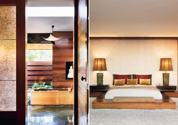 Japán spa is tartozik a szobákhoz.