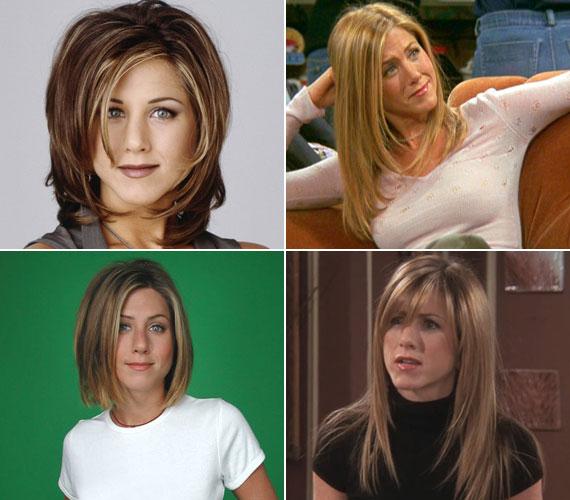 Számtalan nő ment be úgy a fodrászához, hogy az általa megformált Rachel Green frizuráját kérte. Legnagyobb sikere a kissé kócos, tépett fazonnak volt.