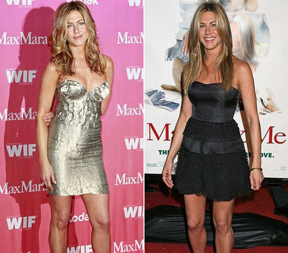 2009-ben és 2008-ban sem nézett ki kevésbé rosszul, teljesen érthetetlen, hogy Brad Pitt óta senki sem kérte meg a kezét.