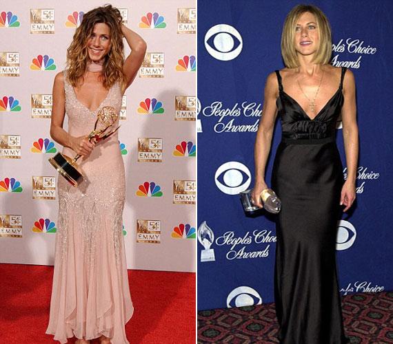 Ezek a képek 2002-ben és 2001-ben készültek róla a vörös szőnyegen, szóval nyugodtan kijelenthetjük, hogy előnyére változott az évek során.