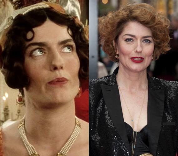 Anna Chancellor, azaz Miss Bingley futotta talán a legnagyobb karriert, a minisorozat után se szeri, se száma a filmszerepeinek, bár legtöbbjükben csak karakterszerepet kapott.