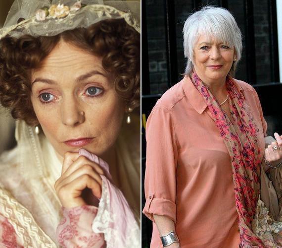 A 67 éves Alison Steadman többségében televíziós sorozatokban tűnt fel, és még mindig aktív, 2014-re még van betervezve filmforgatása.