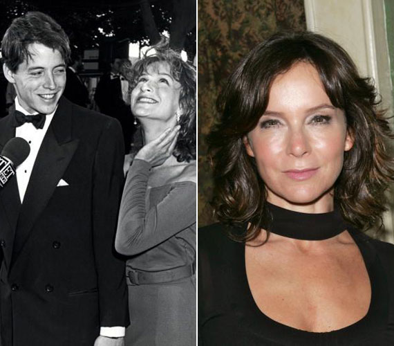 Jennifer Grey jelenleg Clark Gregg felesége, korábban pedig Johnny Depp és Matthew Broderick voltak a partnerei.