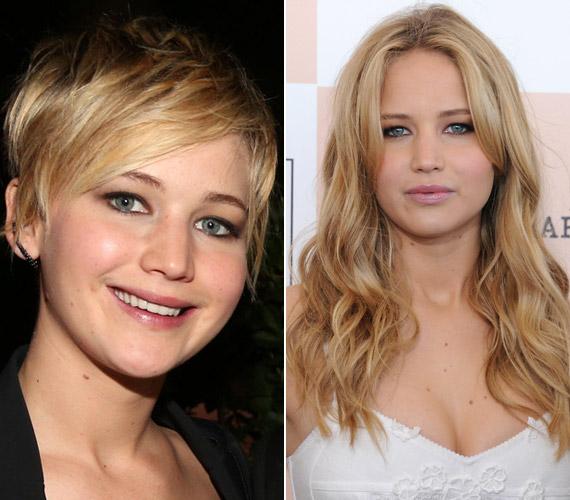 A színésznő megunta haját, így levágatta, ám rövid frizurájával nem aratott osztatlan sikert.