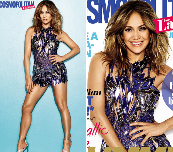 Jennifer Lopez úgy nyilatkozott, a legnagyobb szerencséjének azt tartja, hogy latin családba született, mert az a szenvedély juttatta a csúcsra, amit tőlük örökölt.