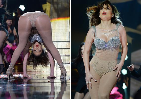 Jennifer Lopez sosem tartozott a nádszálvékony sztárok közé, azonban legfrissebb fotóin jól látható, hogy tokát is növesztett.