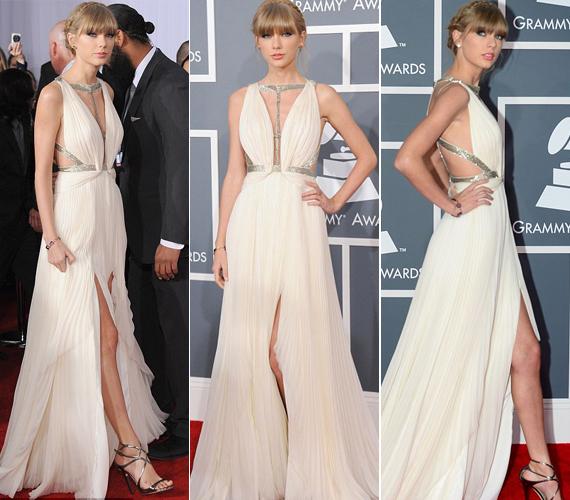 Taylor Swift is azok közé tartozott, akik nem tudták eldönteni, mit mutassanak meg magukból, ezért úgy gondolták, egyszerűbb lesz mindent.