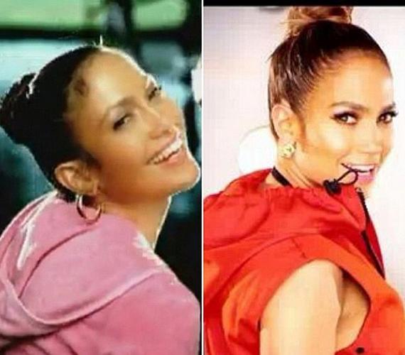 A Real Ja Rule videóban még rózsaszín, a mostaniban már piros melegítőben jelent meg, ám az tény, semmit nem öregedett 13 év alatt.