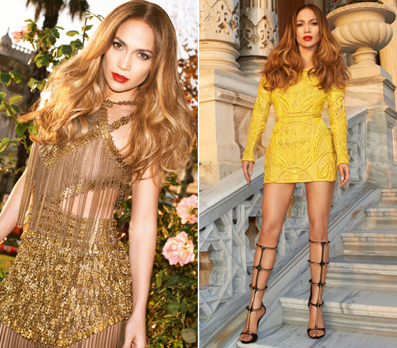 Jennifer Lopez talán még sosem volt ilyen dögös, mint a Harper Bazaar magazinnak készített fotósorozat képein.