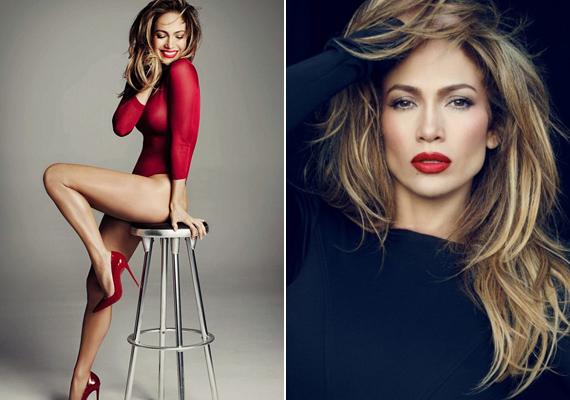 Az énekesnő fotósorozatán a piros szín dominál, ezzel akarták kifejezni, hogy ennyi idősen is mennyire magabiztos és jól érzi magát a bőrében.
