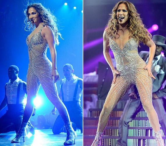Észak-amerikai turnéja során Kanadában is színpadra lépett.