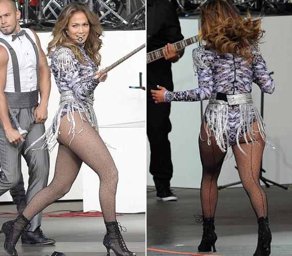 Jennifer Lopez 1990 óta eléggé megváltozott, mind kinézetben, mind előadásmódban.