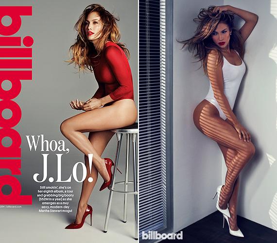 Jennifer Lopez 2014 júniusában a Billboard magazinnak pózolt, az interjúban pedig elárulta, sok minden megváltozott az életében, és hogy fel tudjon mindent dolgozni, le kellett ásnia a lelke mélyére, de úgy gondolja, mindettől erősebb, és talán jobb ember is lett. A képeken többnyire egy dresszben mutatja meg magát, és láthatóan nincs oka panaszra a külsejét illetően.