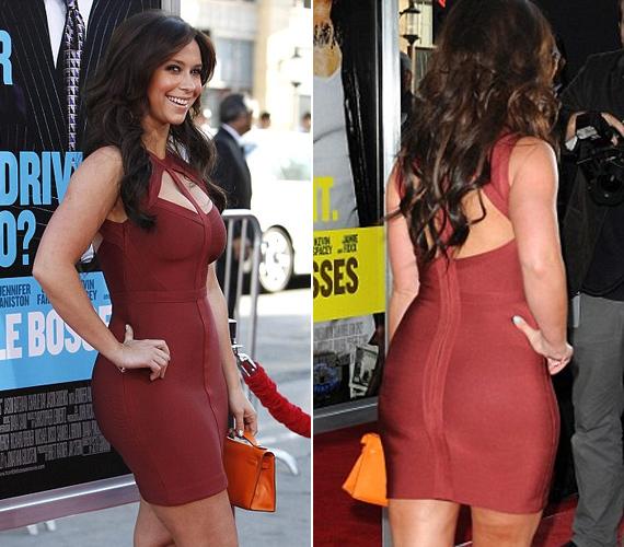 A 32 éves színésznőt 2007-ben bikinis fotói miatt bírálták, de ő már akkor is csak nevetett a rosszmájú megjegyzéseken.