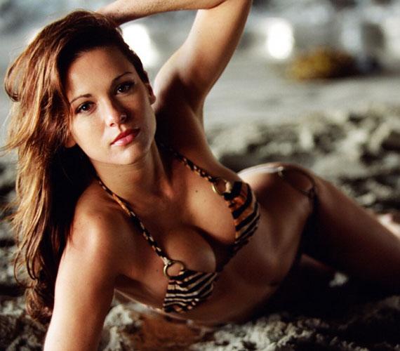 A róla készült bikinis fotót elnézve érthető, hogy sikerült felkeltenie Jensen Ackles érdeklődését.