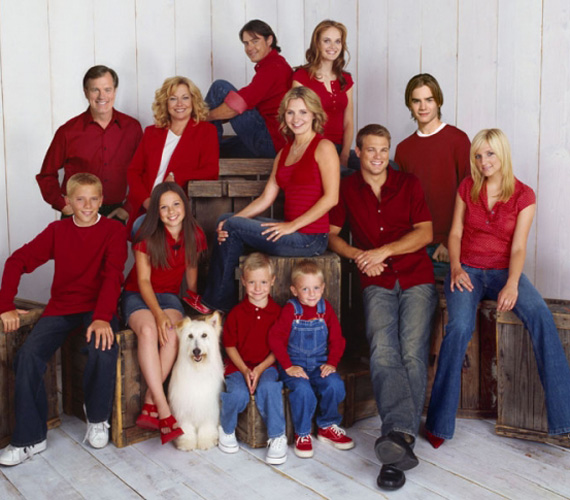 A Hetedik mennyországban egy Chandler Hampton nevű fiatal lelkipásztort alakított három évadon keresztül, 2002 és 2004 között.