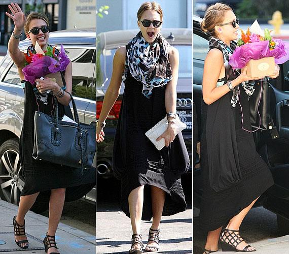 Augusztus 28-án egy barátjával ebédelt Hollywoodban.