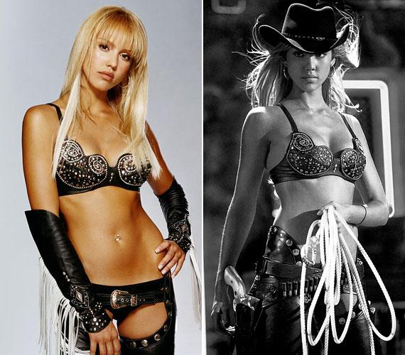 A Sin City című filmben 2005-ben megmutatta érzéki oldalát.