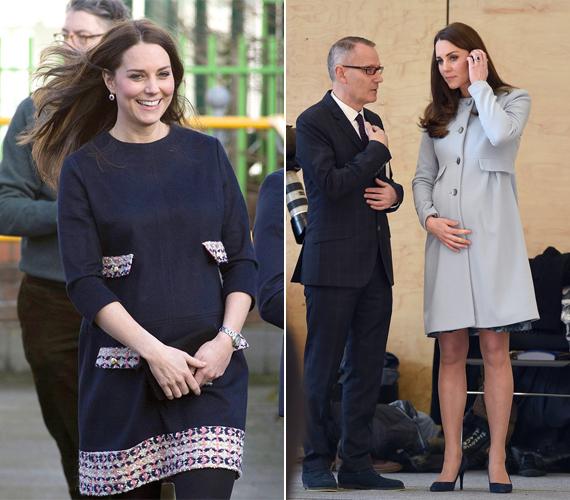 A mindenki által csodált, divatikonnak kikiáltott 33 éves Katalin hercegnő második babáját várja. A kis György herceg testvére 2015 ápriliásnak közepe-végén fog megszületni. Egyelőre nem tudni a nemét.