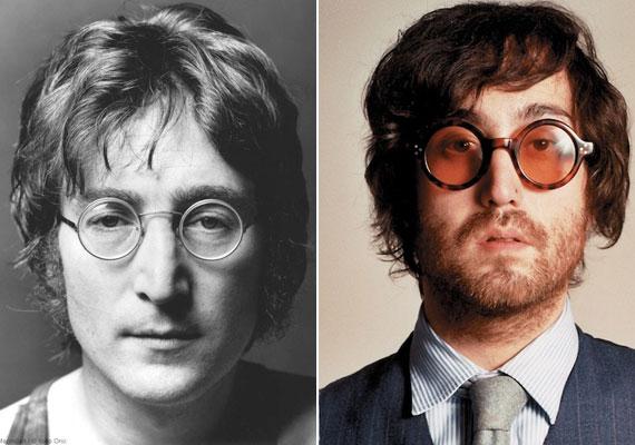 Sean Ono Lennon szinte egy az egyben az apja, ráadásul egy napon születtek, és ő is zenész lett. Dalai hangzása jócskán emlékeztet a híres Beatles-apa számaira.